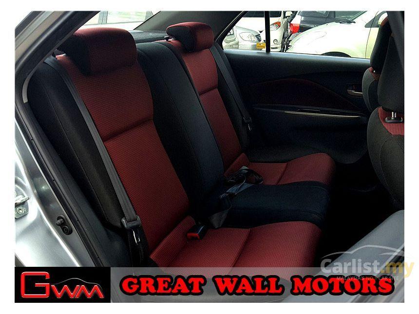 2011 Toyota Vios TRD Sportivo Sedan