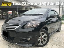 2011 Toyota Vios 1.5 TRD 1 CHINESE OWNER T-TOP CONDITION FULL LOAN
