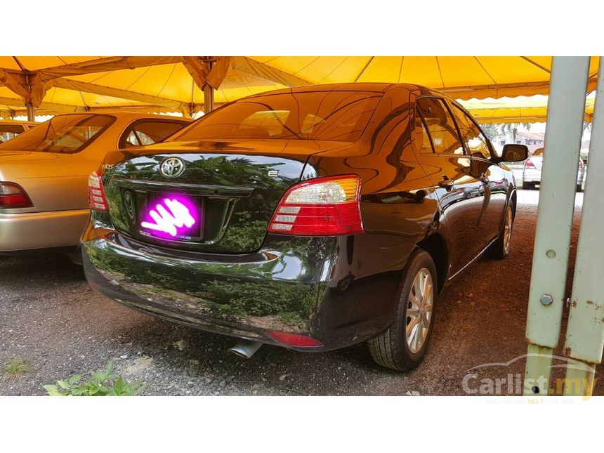2012 Toyota Vios TRD Sportivo Sedan