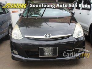 2007 Toyota Wish 2.0 MPV (A)
