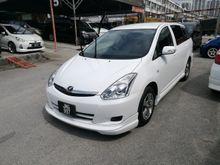 2007 Toyota Wish 1.8 MPV