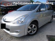 2006 Toyota Wish 2.0 MPV CBU MODEL IMPORT NEW FROM JAPAN