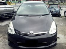 (CARKING) (ONEOWNER) (ACCIDENT FREE) 2007 Toyota Wish 2.0 MPV
