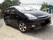 Toyota Wish 2.0 (A) VVTI NEW FACELIFT HIGH SPEC TIP-TOP  CONDITION