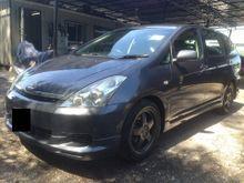 2005 Toyota Wish 1.8 TIPTOP CONDITION