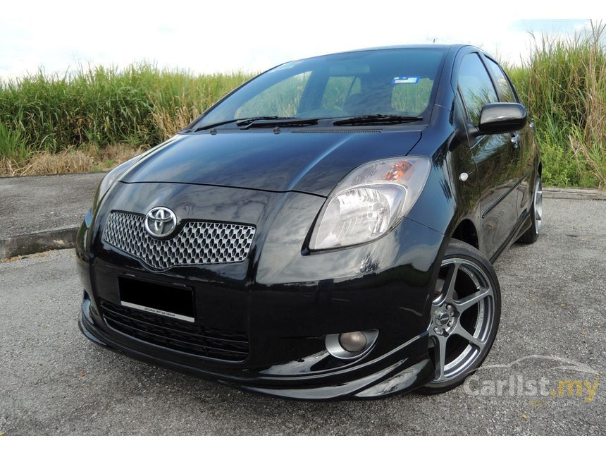 Toyota Yaris 2007 S Sporty 1 5 In Penang Automatic