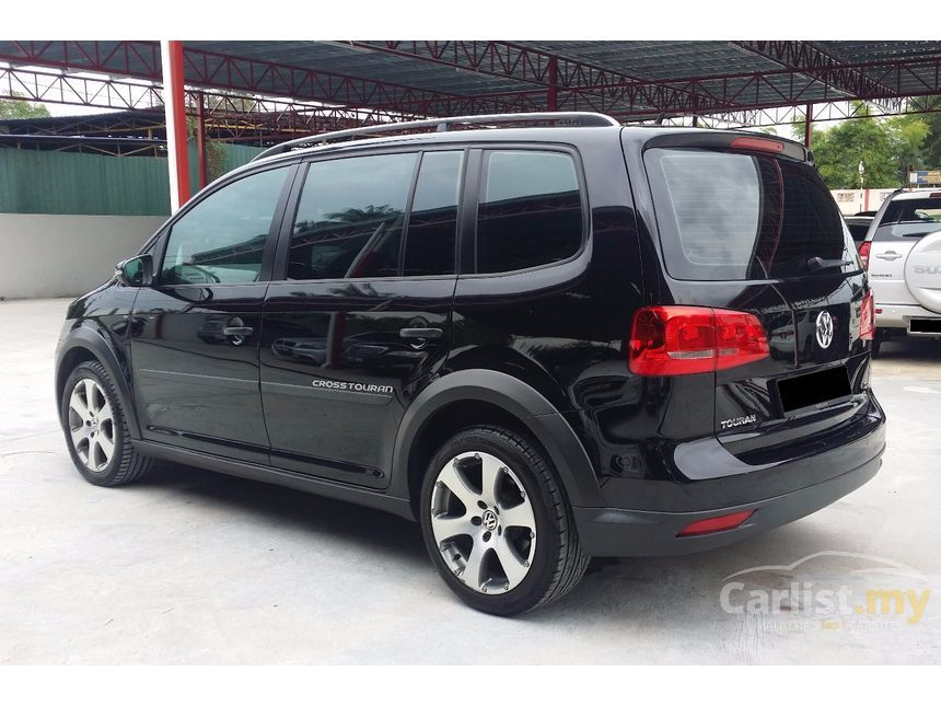 volkswagen cross touran 2012 1 4 in selangor automatic mpv black for rm 61 800 3580307. Black Bedroom Furniture Sets. Home Design Ideas