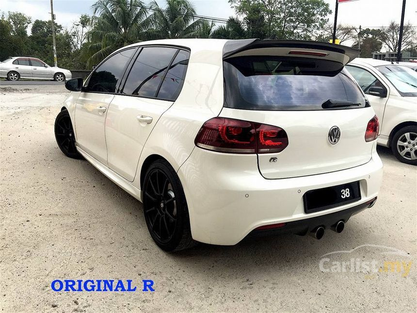 2013 Volkswagen Golf GTi Hatchback