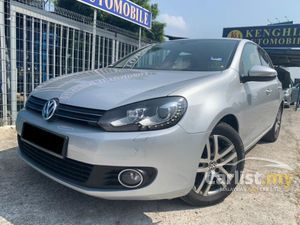 2011 Volkswagen Golf 1.4 TSI Hatchback 51K FULL SERVICE RECORD