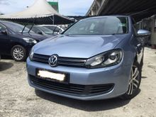 2010 Volkswagen Golf 1.4 TSI Hatchback TURBO SPEC PREMIUM MODEL