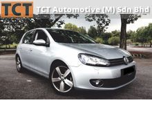 2012 Volkswagen Golf 1.4 TSI full service,sunroof