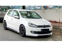 2012 Volkswagen Golf 1.4 TSI Hatchback
