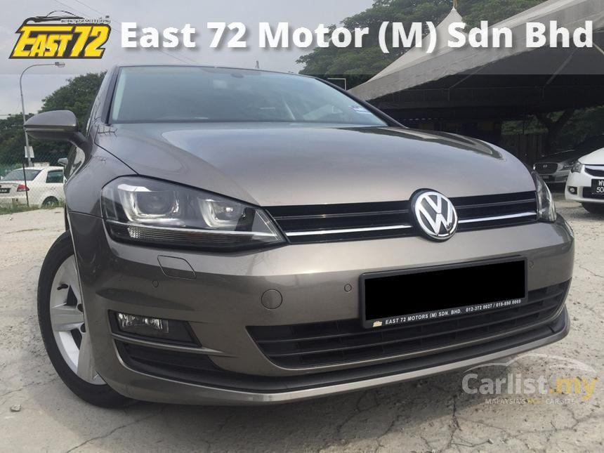 2014 Volkswagen Golf TSI Hatchback