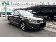 2012 Volkswagen Jetta 1.4 TSI Sedan - Well Maintained