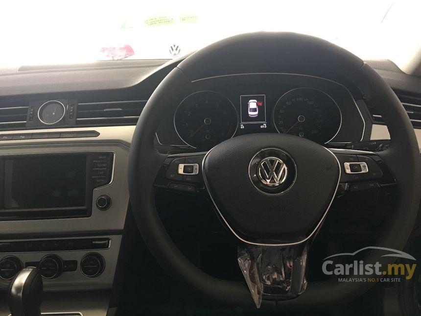 2016 Volkswagen Passat 280 TSI Sedan