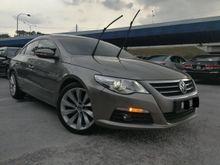 2012 Volkswagen Passat CC 2.0 (A) DSG 6 SPEED ORIGINAL FACTORY PAINT FULL SERVICE RECORD UNTIL TODAY