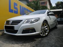 (ORI YEAR MADE 2O1O)(PASSAT CC 2.0 4DOOR)(FACELIFT,PUSH START,P.ROOF)(FULLSERVICE RECORD VW)(1DOCTOR OWNER,ACC FREE,NO CLAIMS HISTORY)RMO D.PAYMENT
