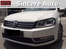 2013 Volkswagen Passat 1.8 TSI 70k KM Under Volkswagen Warranty 13