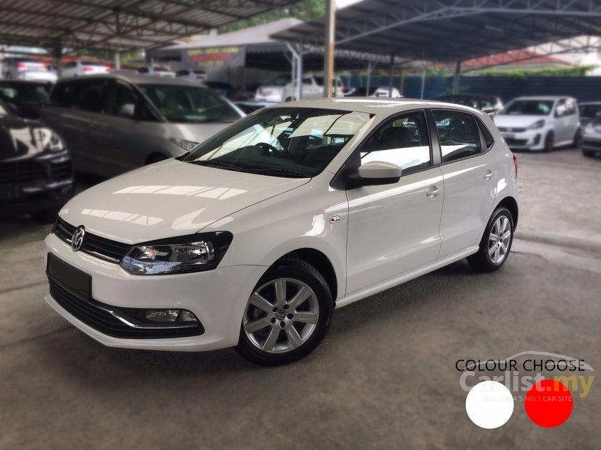 Volkswagen Polo 2017 Allstar 1.6 in Kuala Lumpur Automatic ...