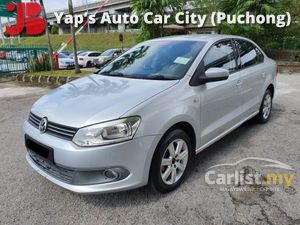2014 Volkswagen Polo 1.6 Sedan