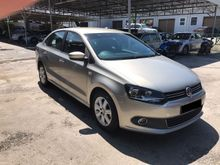 2012 Volkswagen Polo sedan