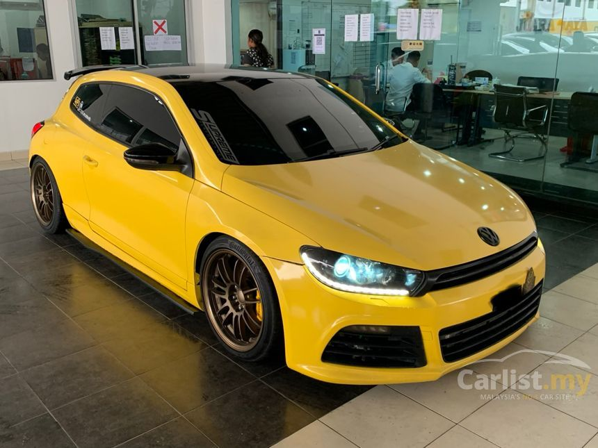 Volkswagen Scirocco 2011 Tsi 1 4 In Johor Automatic Hatchback Yellow For Rm 59 500 6941432 Carlist My
