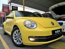 Volkswagen Beetle 1.2 (A) TSI TURBO 2 DOOR Coupe UNDER WARRANTY
