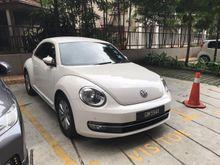 2014 Volkswagen Beetle 1.2 TSI Coupe