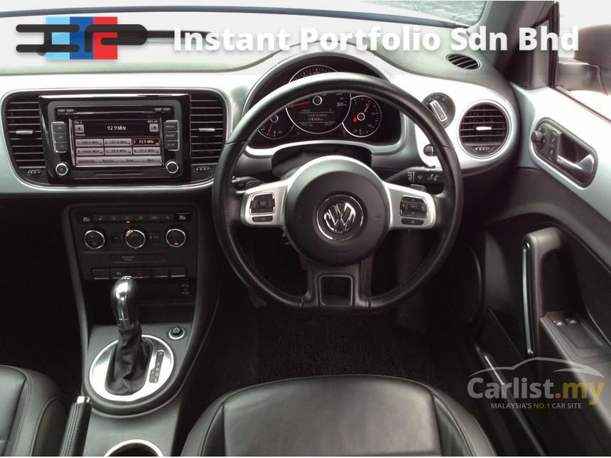 2012 Volkswagen The Beetle TSI Coupe