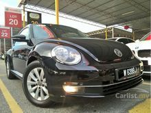 Volkswagen Beetle 1.2 (A) TURBO TSI Coupe 19K KM DONE ORIGINAL MILEAGE