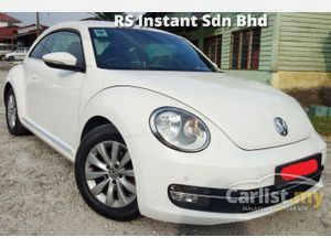 2014 Volkswagen Beetle 1.2 (A) TSI DSG 7 SPEED PADDLE SHIFT