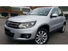 2013 Volkswagen Tiguan 2.0 TSI SUV - 0 DOWN PAYMENT - FULL LOAN - FULL SPEC - JUST DRIVE AND NO REPAIR