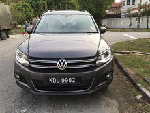 2014 Volkswagen Tiguan 1.4 TSI SUV