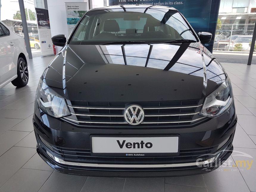Volkswagen Vento 2016 Comfort 1 6 In Kuala Lumpur Automatic Sedan