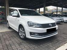 2016 Volkswagen Vento 1.6 Sedan PRE-OWN UNIT -LIKE NEW -OFFER NOW -START FROM RM55800