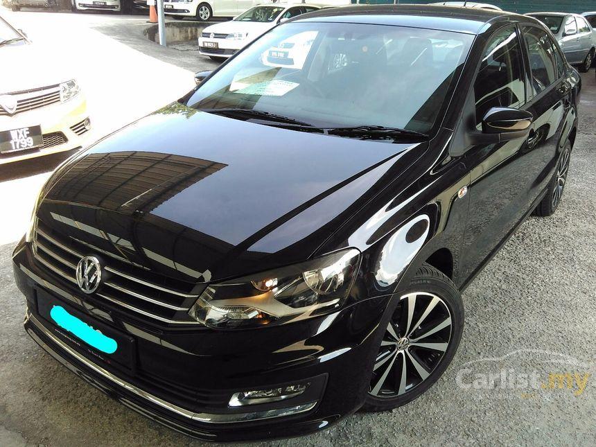 2016 Volkswagen Vento TSI Sedan