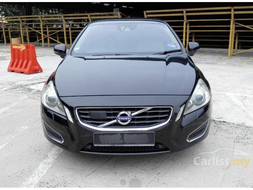 Volvo S60 2011 T5 2.0 in Kuala Lumpur Automatic Sedan Black for RM 115,000 - 2880039 - Carlist.my
