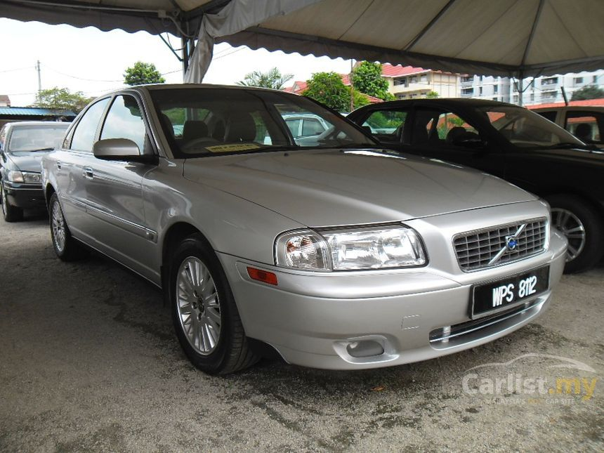 Volvo S80 Facelift 2 0l A 2007