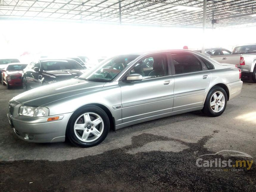 Volvo S80 2005 T6 Executive 2.9 in Selangor Automatic Sedan White for RM 26,800 - 3539410 ...