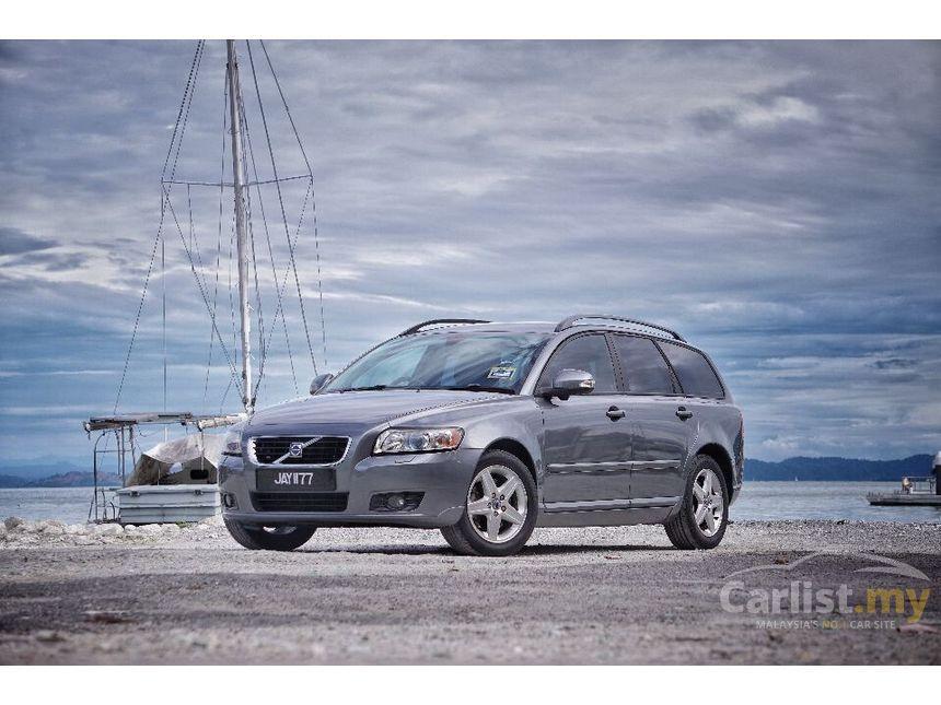 Volvo,V50,Wagon,kereta terpakai
