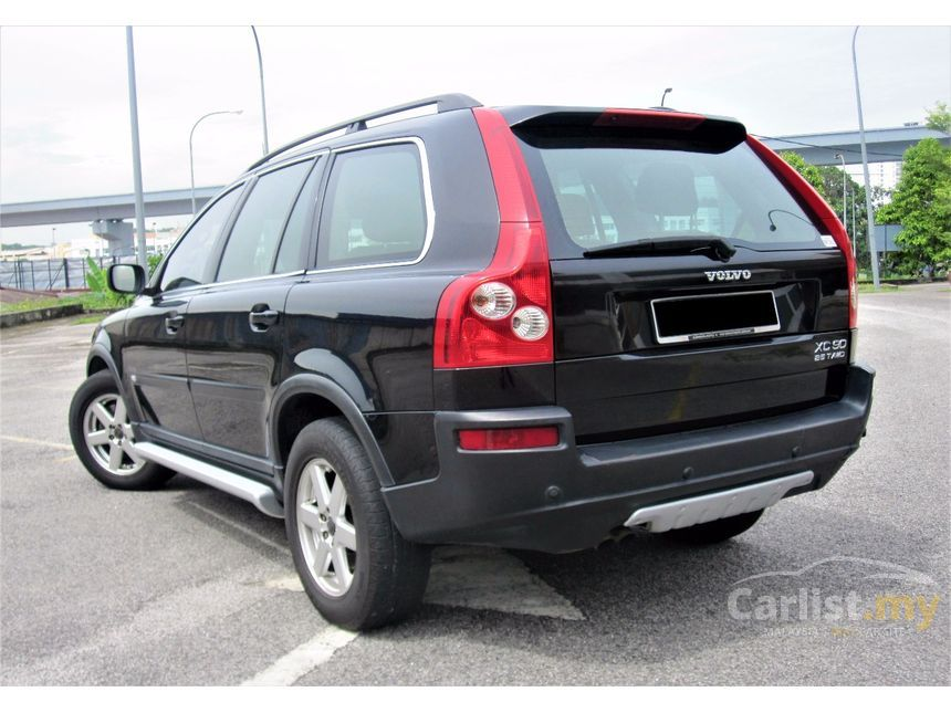 volvo xc90 2005 lpt 2 5 in kuala lumpur automatic suv. Black Bedroom Furniture Sets. Home Design Ideas