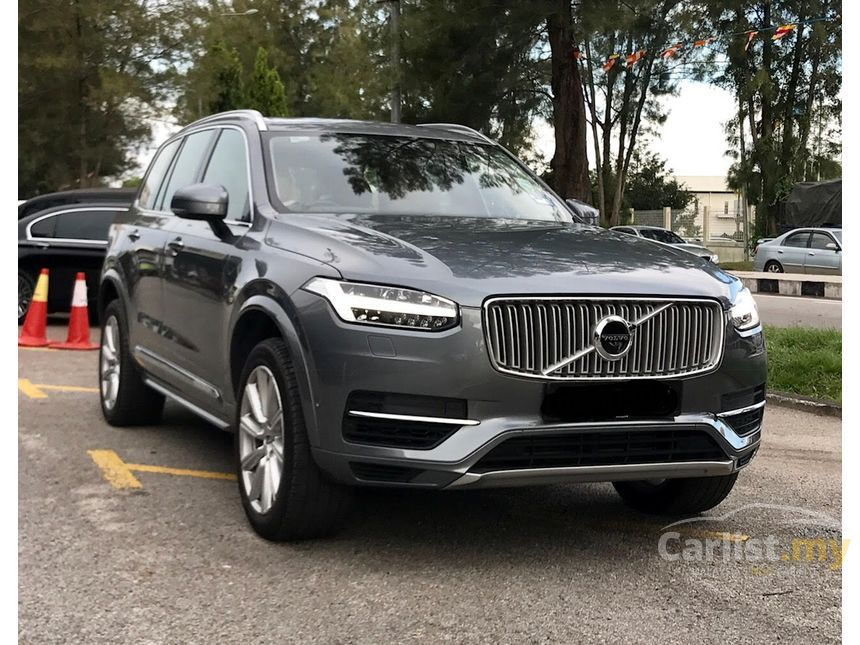 Volvo Xc90 2016 T8 2 0 In Penang Automatic Suv Grey For Rm