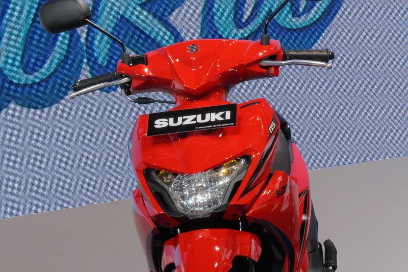 Suzuki Nex II IIMS 2018