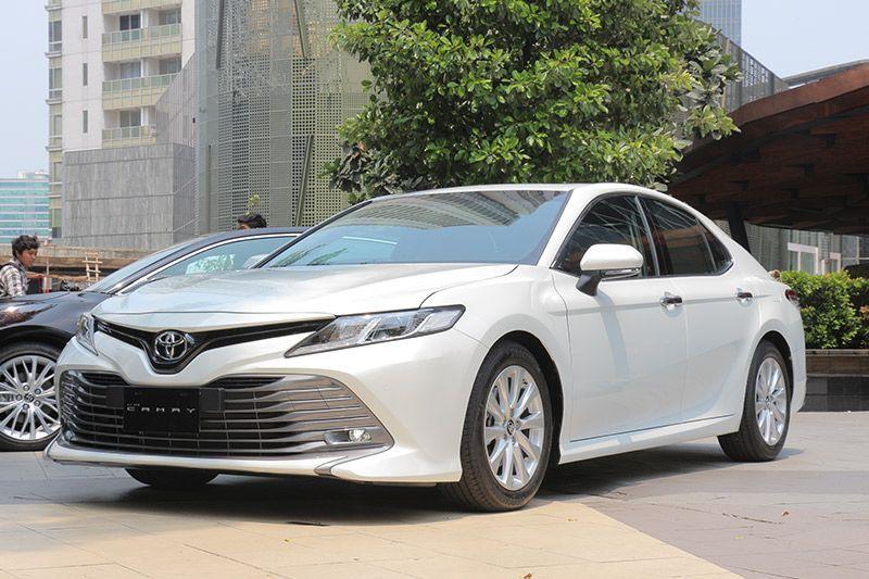 Toyota Camry 2019 Indonesia