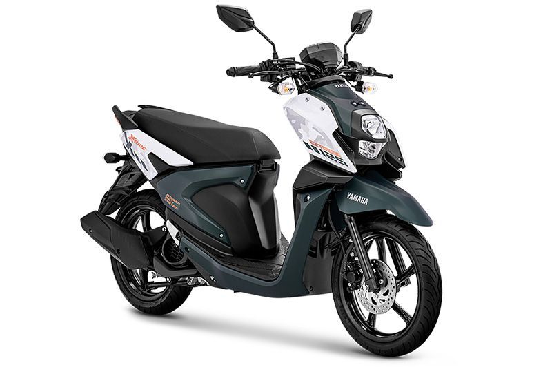 Yamaha X-Ride 125