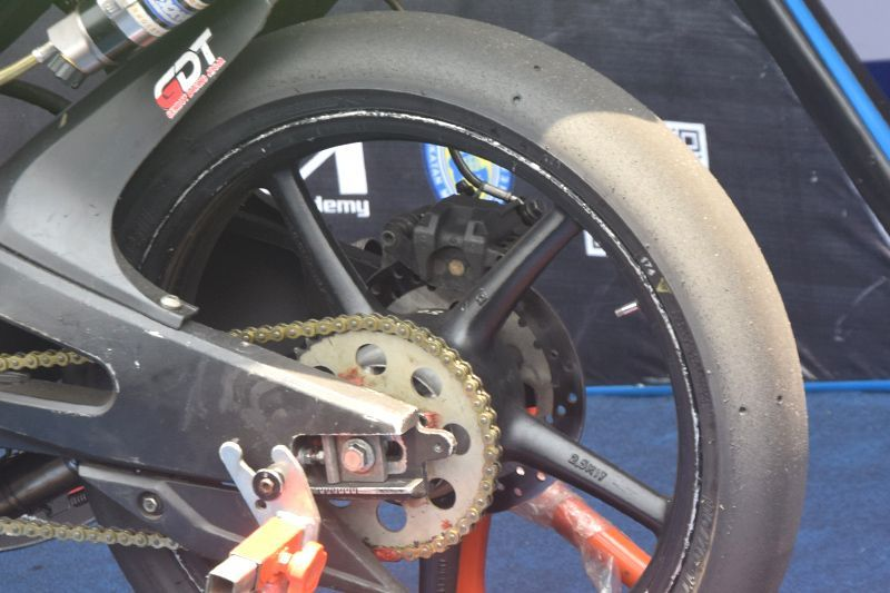 IRC Tire Yamaha Sunday Race 2018