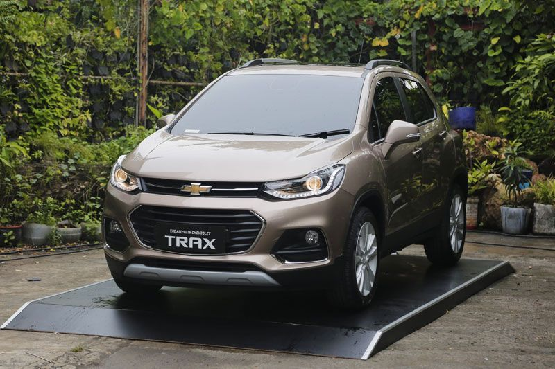 New Chevrolet Trax Premier
