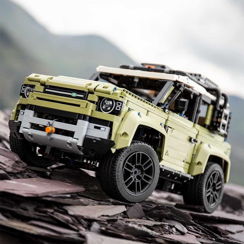 Lego Land Rover Defender 2020