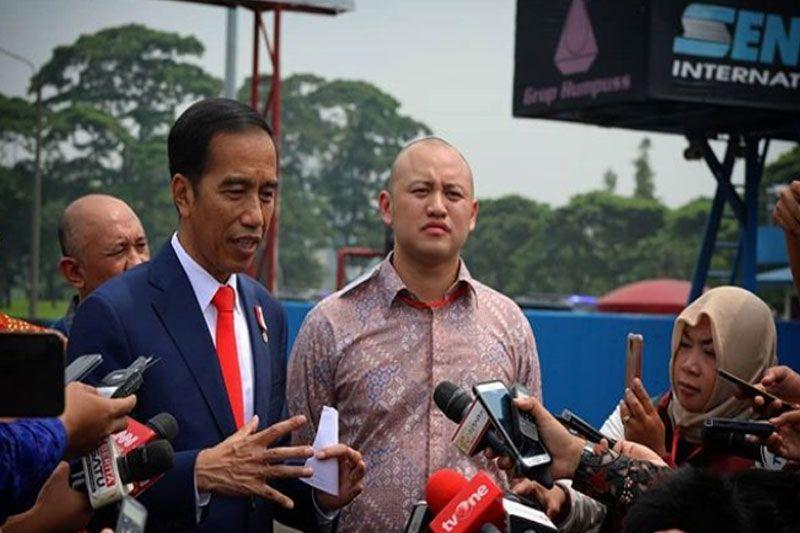 Presiden Jokowi Dukung MotoGP Sentul 2020