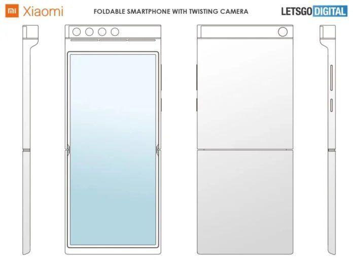 Xiaomi Patekan Desain Ponsel Unik